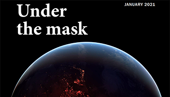 Under the Mask Report image